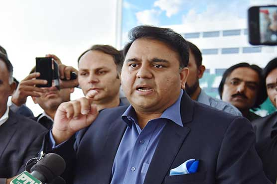 Disruptive politicians should be sent to space: Fawad Chaudhry