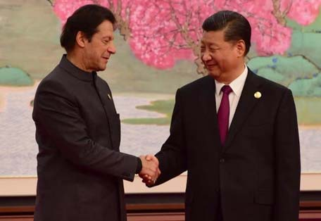 What has Pakistan achieved from PM Khan's recent visit to China