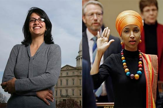 USA  midterms: first Muslim women elected to congress