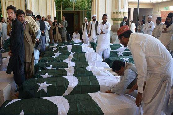 US war on terror has killed at least 65,000 people in Pakistan