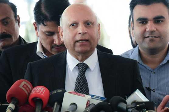 Ch Sarwar responds to PML-Q's concerns