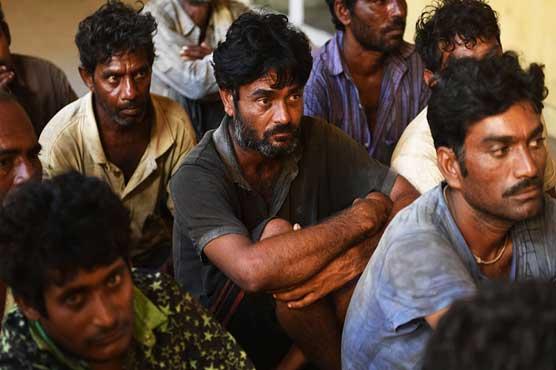 PMSA detains 12 Indian fishermen