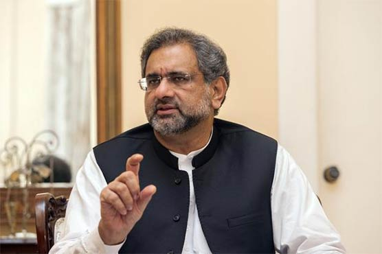 Pakistan risks foreign investment with threat to reopen LNG deals: Abbasi