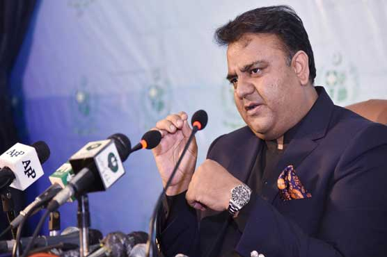 Things won't work if chairman couldn't bring balance in Senate: Fawad Ch