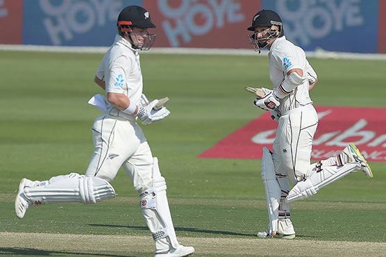 Pakistan need 139 runs to beat New Zealand in first Test