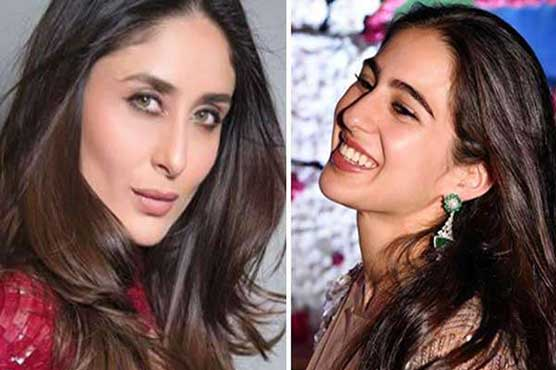 Sara Ali Khan is a born star, says Kareena Kapoor