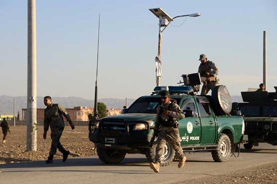 At least nine Afghan soldiers killed in suicide attack on mosque