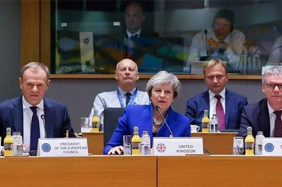 EU leaders approve Brexit deal