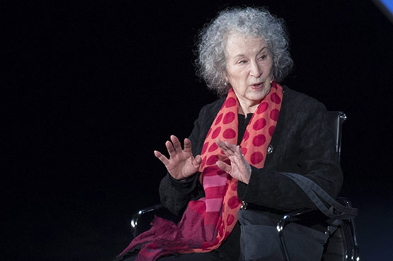 Margaret Atwood announces sequel to 'The Handmaid's Tale'