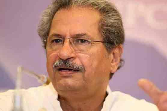 No compromise on finality of prophethood: Shafqat Mahmood