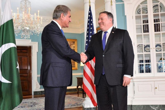 US appreciates Pakistan's support for political reconciliation in Afghanistan