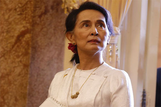'An accomplice of genocide': Canada strips Aung San Suu Kyi of citizenship