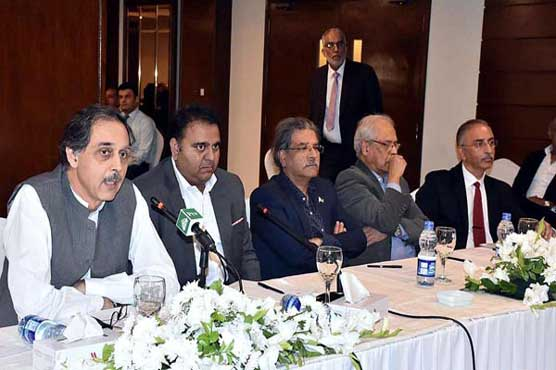 Govt on track to achieve 100 Days Agenda: Arbab