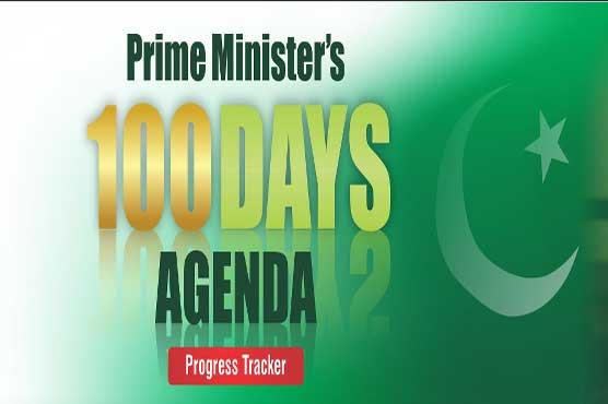 Govt launches 100 Days Agenda tracker website