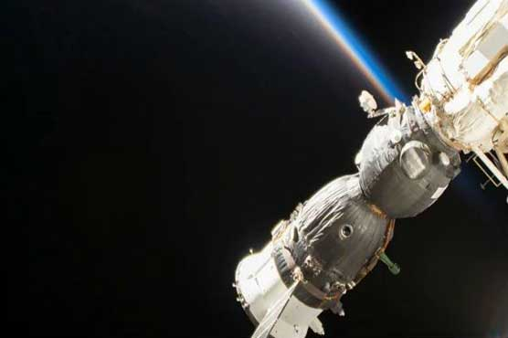 Astronauts return to Earth from ISS amid US-Russia tensions
