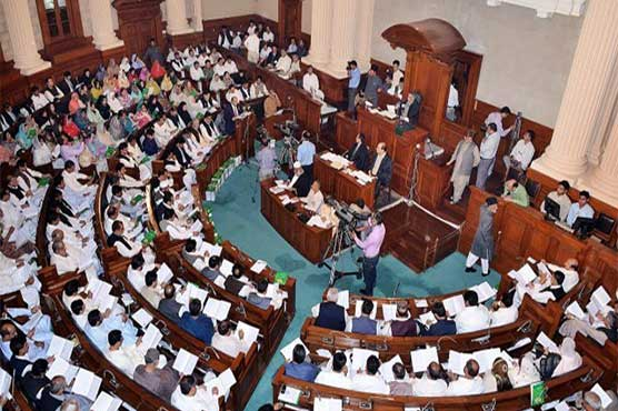 PTI submits resolution in Punjab Assembly to suspend Mashhood as MPA