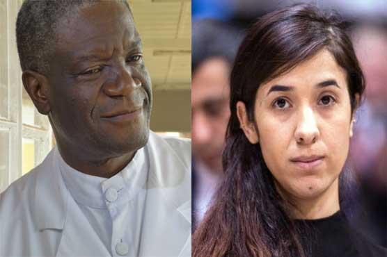 Nobel Peace Prize 2018: Rape victim's Messiah Mukwege and rape-victim-turned-activist Nadia are honored