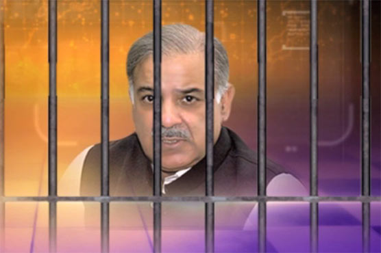 Image result for Shahbaz Sharif in NAB