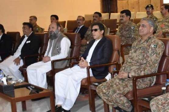PM appreciates contributions of security forces for peace, stability in Balochistan