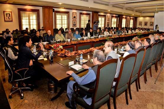 PM Imran for regularisation of slums in Punjab