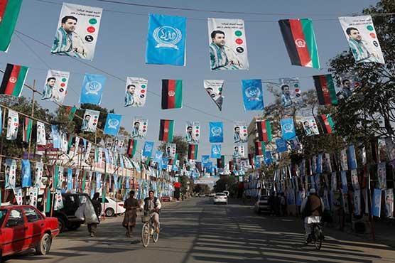 Taliban urge Afghans to boycott polls, reject peace talks