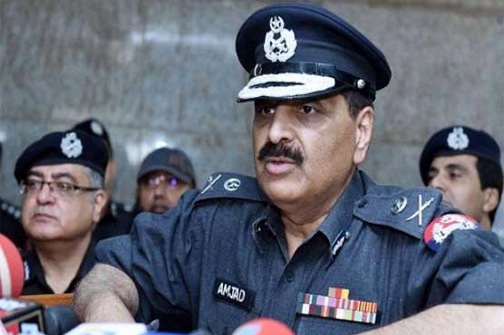 ECP cancels notification to replace Punjab police chief
