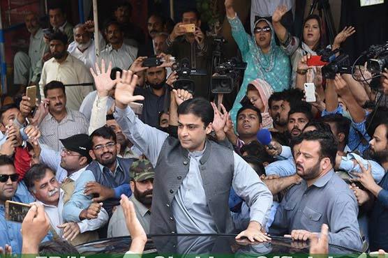Hamza Shehbaz warns PM Khan against 'imprisonment threats'