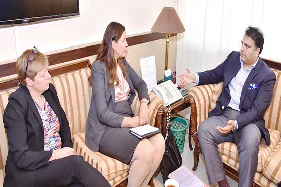 Pakistan attaches great importance to relations with Sweden: Fawad