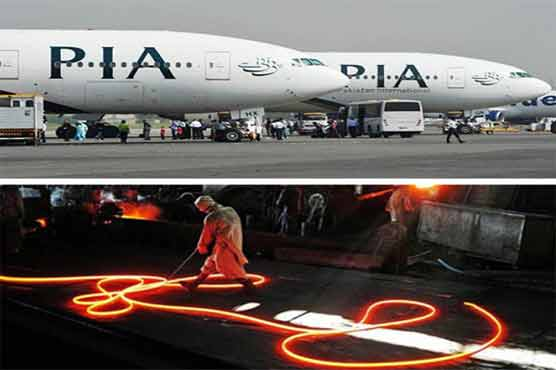 Pakistan Steel Mills and PIA; what PTI government is planning to do?