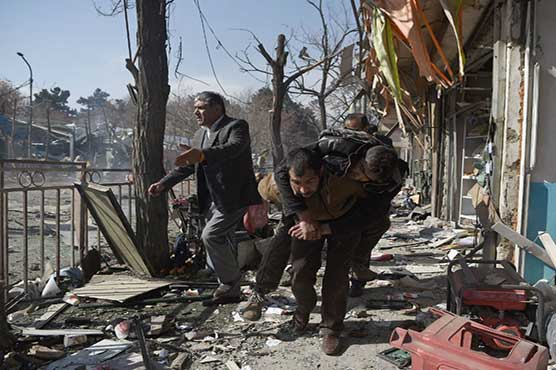 At least 14 killed in bomb attack on Afghan election rally