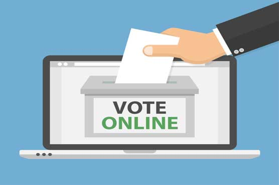Internet voting can cause breach of article 226 of the constitution