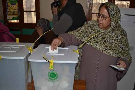 ECP rules out any chance of extension in voting time