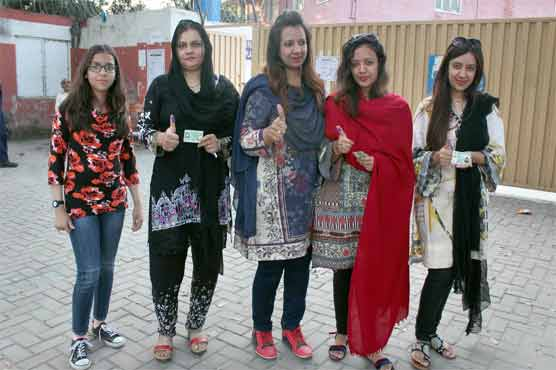 In pictures: Women participation in by-election 2018 and trends that prevailed