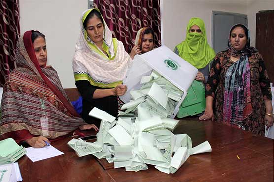 By-election results: PMLN gains six, PTI five seats in Punjab Assembly