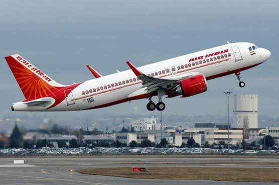 53-yr-old Air India air hostess falls off plane, hospitalised