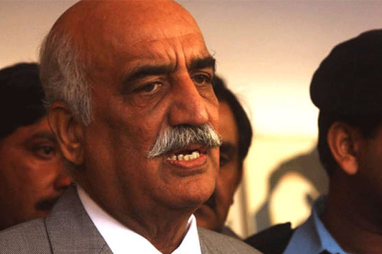 Public announced verdict on PTI's 50-day performance in by-polls: Shah