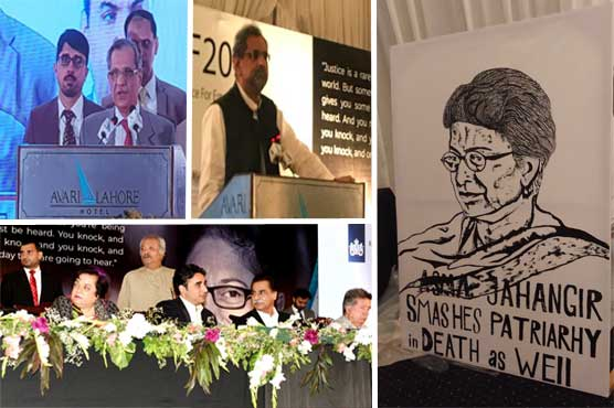 Legacy of the Human Rights Icon continues - The Two-Day Asma Jahangir Conference concluded