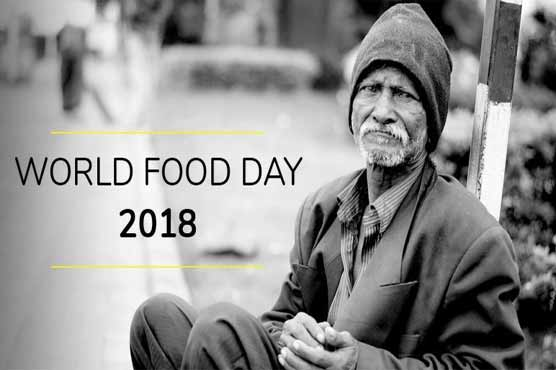 World Food Day 2018 and a curious case of food hunger in Pakistan