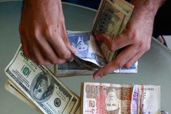 Dollar rate mounts 8.20 pc in the first two months of Naya Pakistan