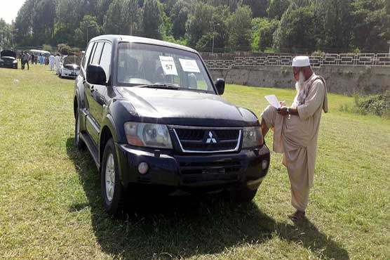Communications ministry auctions 66 vehicles under austerity drive
