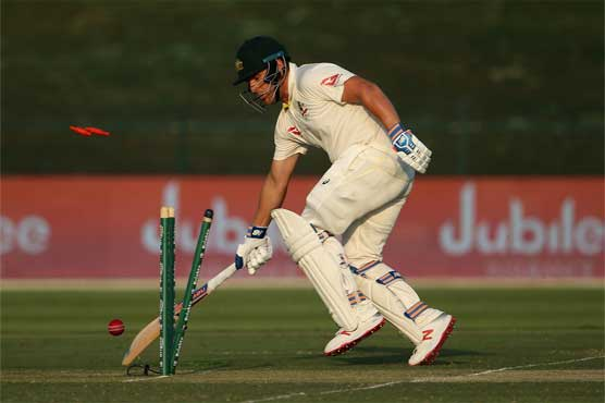 Pakistan stretch lead despite weird Azhar run out