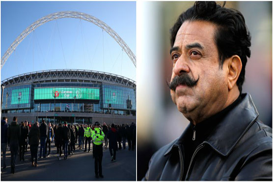 Shad Khan withdraws £600m offer on Wembley Stadium