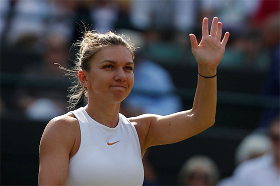 Simona Halep withdraws from WTA Finals due to a back injury