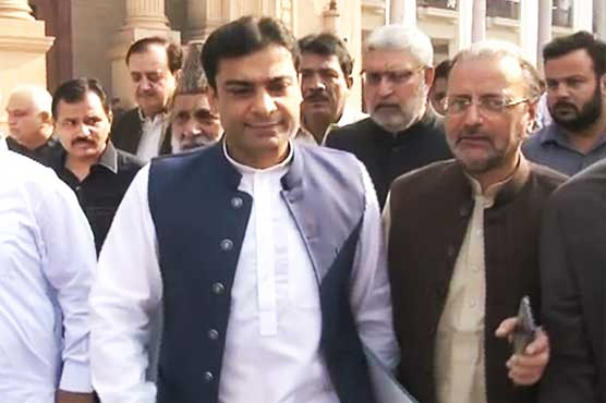 Ban on PML-N MPAs: Hamza terms behavior of Punjab Assembly speaker as dictatorial
