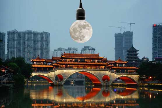 China to Launch Eight Times Brighter 'Artifical Moon' by 2020