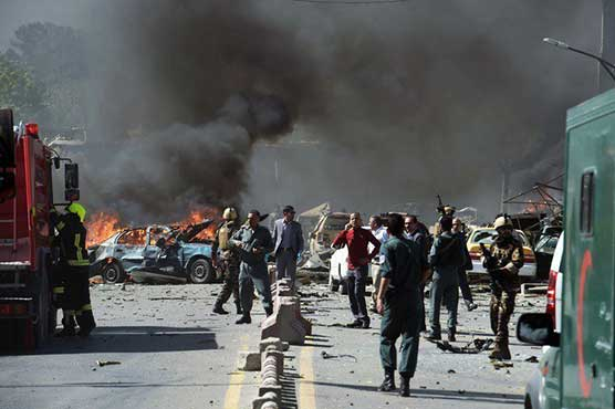 More than 130 casualties as violence rocks chaotic Afghan elections