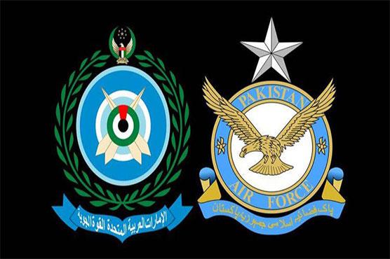 Air Chief meets Commander UAE Air Force