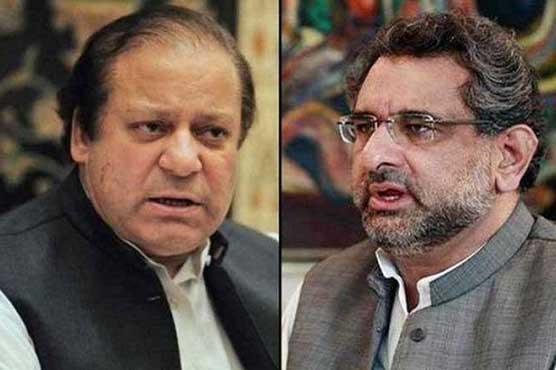 Nawaz Sharif, Shahid Khaqan Abbasi deny treason allegations