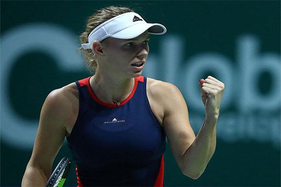 Svitolina defeats Kvitova to win first match at WTA Finals