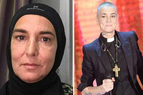 Musician Sinead O'Connor Converts to Islam, Becomes Shuhada' Davitt